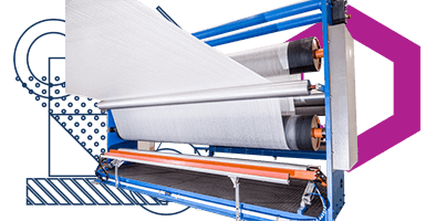 Extruded PE foam for packaging